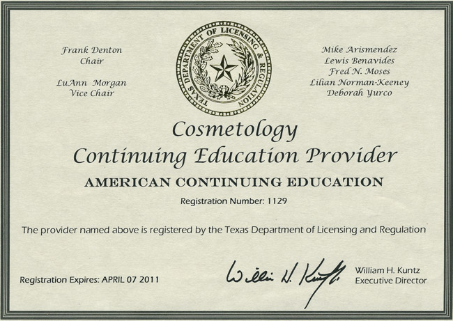 Texas School Texas School Of Cosmetology